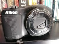 black Nikon camera Cool pix l610 Smyrna, 30080