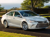 2015 Toyota Camry Vaughan