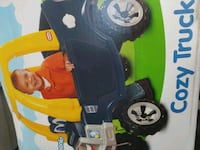 Little Tikes Truck New Toy Life Size Cozy Car Toddler Drive Pasadena, 21122