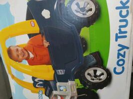 Little Tikes Truck New Toy Life Size Cozy Car Toddler Drive