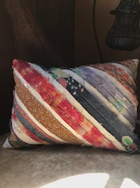 Colorful lumbar pillow Potomac, 20854