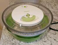 Collapsible  salad spinner Calgary, T2A 5K9