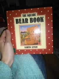 The Square Bear Book  Wath upon Dearne, S63 7BN