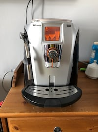 Saeco Talea Touch Plus fully automatic espresso machine coffee maker