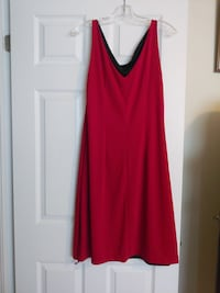 Red dress size XL