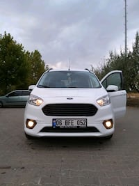 2018 Ford Tourneo Courier Journey Eryaman, 06824