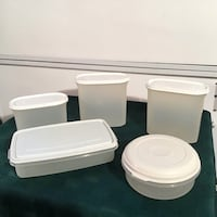 Tupperware containers  Snow Hill, 21863