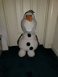 Olaf stuffed animal  Frederick, 21703