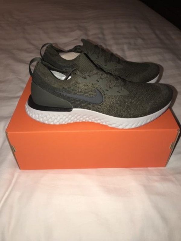 e36877d3b197 Ds Nike Epic React Flyknit 10.5. HomeFashion and Accessories New York