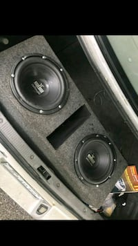 Woofer no amp Capitol Heights, 20743