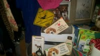 Beagle book signs magnets Chicago, 60634