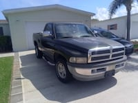 Dodge Ram 1500 Larame, and free winch Port St. Lucie