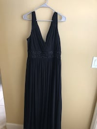 Chiffon evening gown with beaded breast line Bradenton, 34203