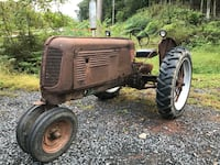 Oliver 70 tractor  Ralpho, 17824