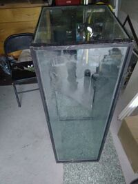 rectangular black framed pet tank Whitby, L1R 3H4