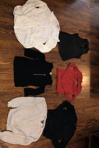 $5 each M-L  Women's sweaters and tops Mississauga, L5J 2B1