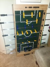 10 in 1 game table Barto, 19504