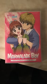 marmalade Boy volume 1 DVD case
