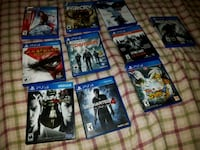 Ps4 games  Abbotsford