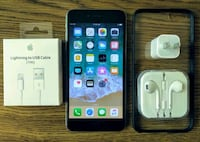 Iphone 6 Plus 128GB UNLOCKED w/ Accessories  Arlington