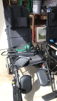 gray and black wheelchair Lodi, 95240