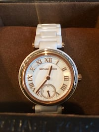Michael Kors Mini ceramic watch  Toronto, M2R 3V1