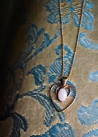 10k gold heart necklace Winnipeg, R2V 0B9