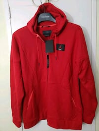 Jordan Flight Full Zip Sweater size Large