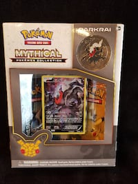 Pokemon Darkrai Mythical Collection Generations 20th Anniversary Springfield