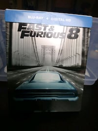 Fast & Furious: 8-Movie Collection [Blu-ray] Toronto, M1E