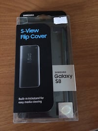 S8 S-View Samsung Case Brand New Gurnee, 60031