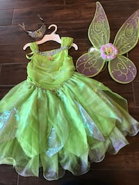 Genuine Tinkerbell Dress New Westminster, V3L 2V2