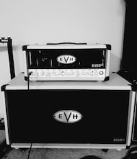 EVH 5150 III 50 watt and 2x12 head CENTREVILLE