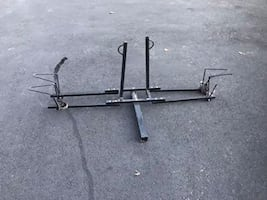 Bicycle tow hitch