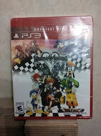 Kingdom Hearts 1.5 ps3 new Fort Collins, 80524