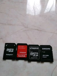 Adaptör SD  CARD