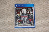 Sleeping Dogs Definitive Edition PS4 Burnaby
