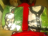 KFC and THC matching outfit size Large and XL Las Vegas, 89102
