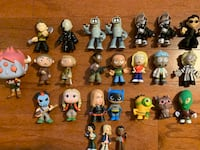 """3"""" Minifigures from Blind Boxes Fairfax, 22032"""