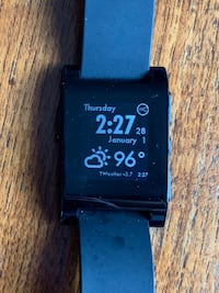 Pebble Smartwatch - Android or iOS Washington, 20009