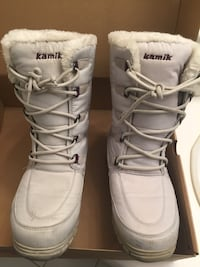 Women's Kamik  boots very warm for this cold winter - Size US 8 , EUR  39 . New not been worn  Vaughan, L4L 7G4