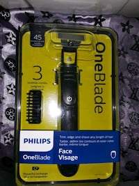 Philips One Blade Brand New for cheap Surrey, V3V 5N5