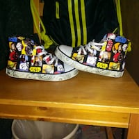 STARWARS HIGHTOP SIZE 11C St. Catharines