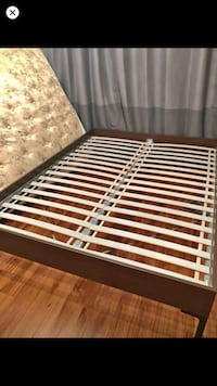 IKEA Full / Double Bed frame (delivery possible ) Montréal, H4P 1K8
