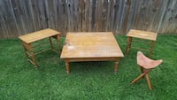 Wood Tables & Chair  Mount Airy, 21771
