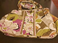 Vera Bradley Purse and Glasses Case Mississauga
