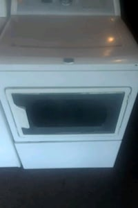 white front-load clothes washer Lithia Springs, 30122