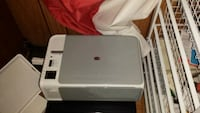 white and gray HP desktop printer Vancouver, 98661