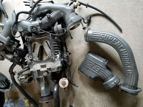 89 93 Ford Thunderbird Supercharger