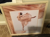 Perfect ballet professionally framed ballet picture  Clifton, 20124